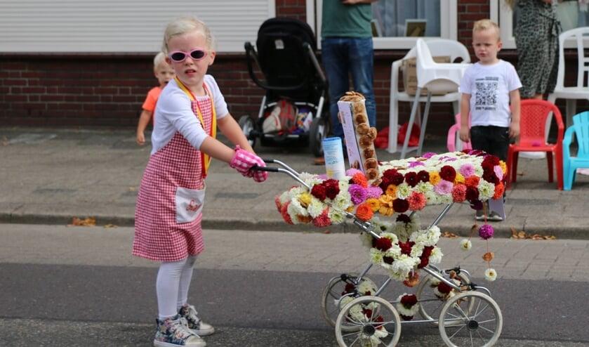 Over anderhalve week trekt het Kindercorso door Zundert.