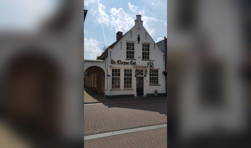 De Cleyne Cat, het oudste huisje van Roosendaal.