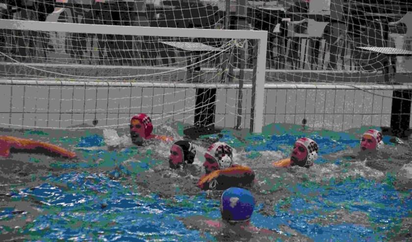 Heren 1 De Krabben-Waterproof. FOTO MARCO VAN TILBURG