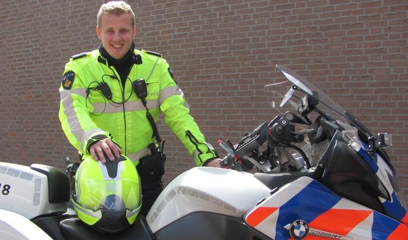 Rick van den Belt: 'Wanneer ik iets verdachts constateer of er zelf geen goed gevoel bij heb, dan duik ik erin'