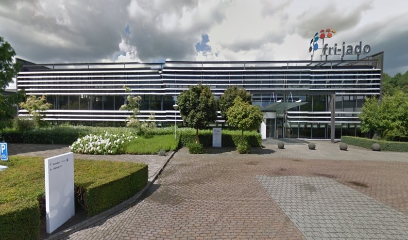 Het pand van Fri-Jado komt in 2022 vrij.