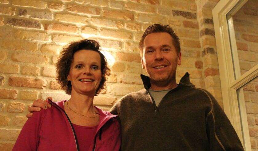 Hilda en Alex Filius zijn al jaren betrokken bij het Kruislandse Karnaval.