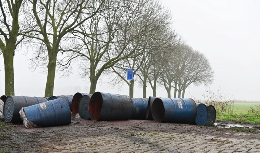 <p>Drugsdumping in Prinsenbeek, begin 2020</p><p><br></p>