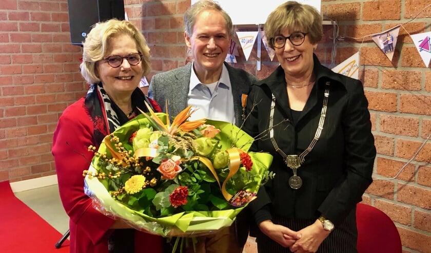 Dick van Zuilichem is zojuist benoemd tot Ridder in de Orde van Oranje Nassau.