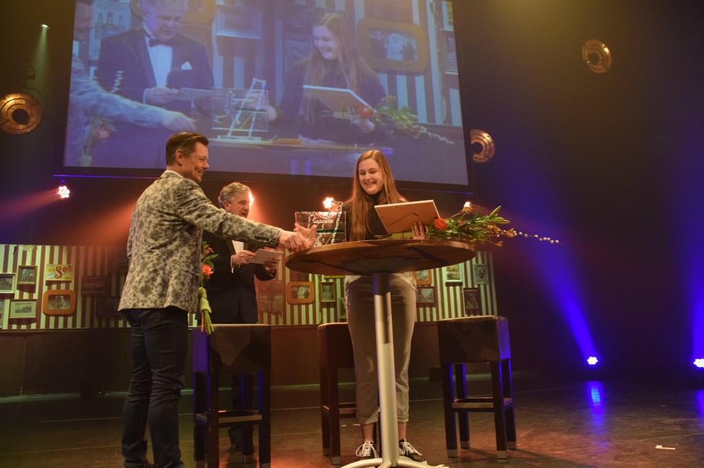 Sportvrouw van het jaar 2019 Sophie Verdaasdonk. FOTO STELLA MARIJNISSEN Foto: Stella Marijnissen © Internetbode