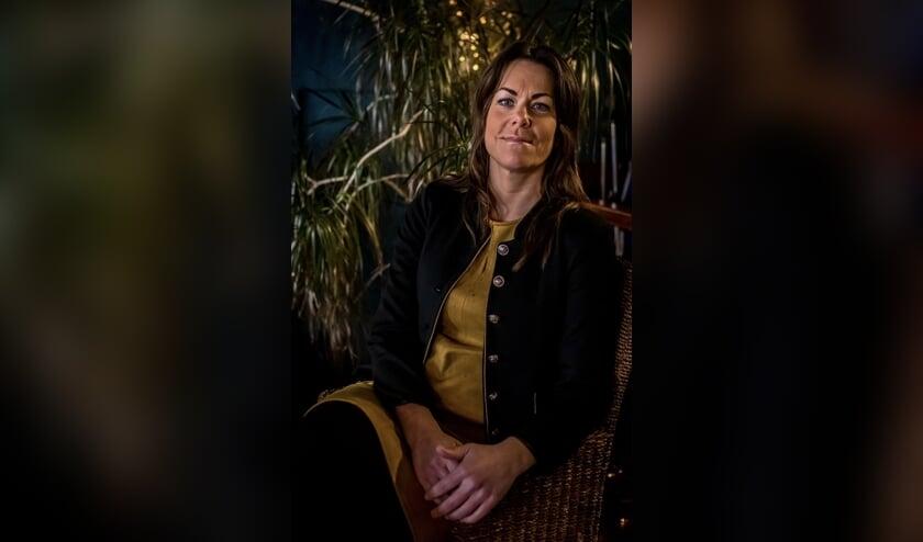 Bianca Tange van Eigenstijl Uitvaartzorg.