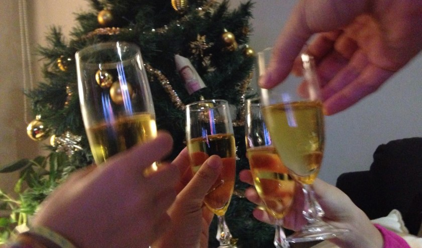 champagne-nieuwjaarsreceptie-foto-morguefile