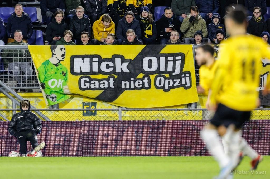 NAC won vrijdagavond met 3-1 van Jong AZ.  Foto: Peter Visser © BredaVandaag