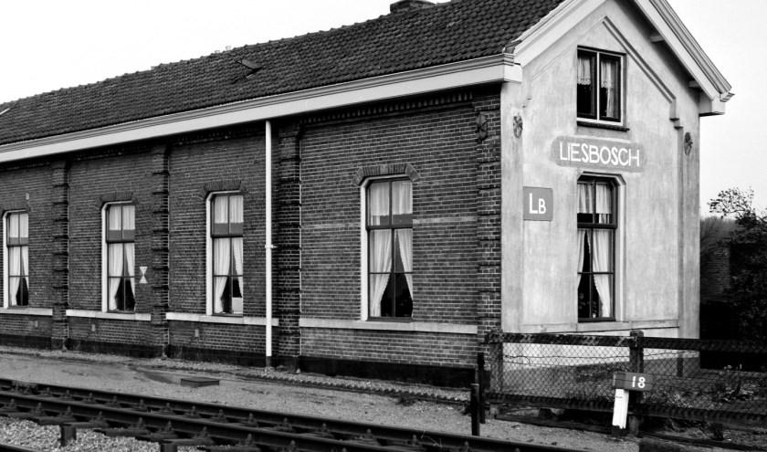 Station Princenhage. FOTO EDU SCHOL