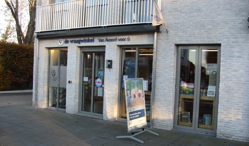 <p>De vraagwinkel van Avoord aan de Bredaseweg in Zundert.</p>