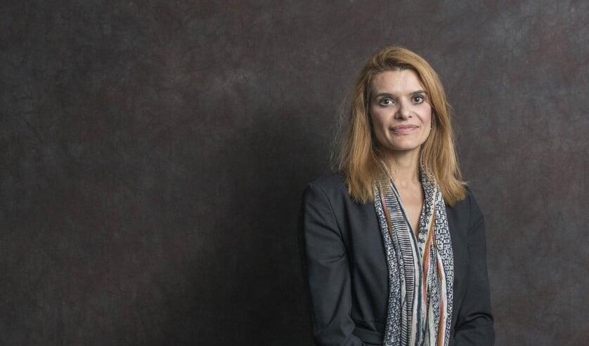 Staatssecretaris Barbara Visser van Defensie.