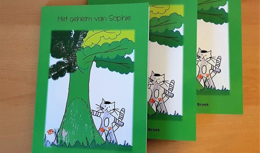 Het boek van Ingrid van den Broek uit Yerseke.