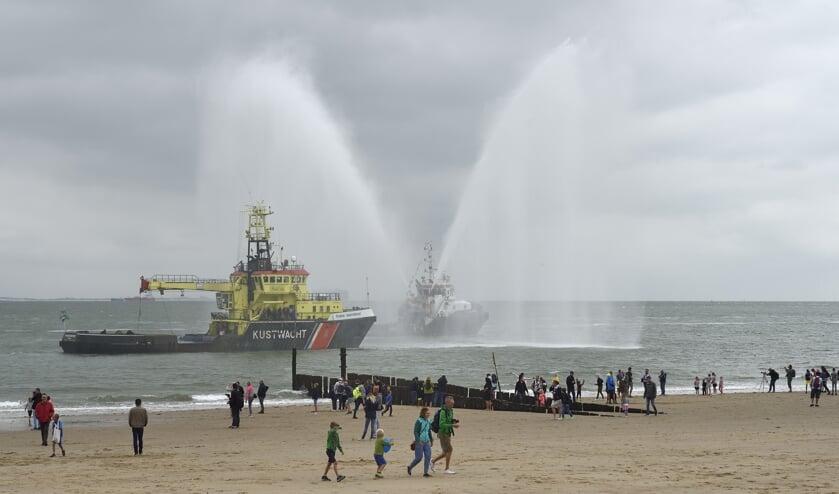 Rescue Vlissingen toont het publiek alle facetten van de hulpverlening.