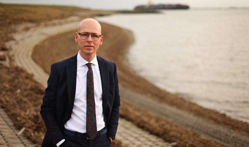 Maarten Both is de beoogd nieuwe SGP-wethouder voor de gemeente Reimerswaal.
