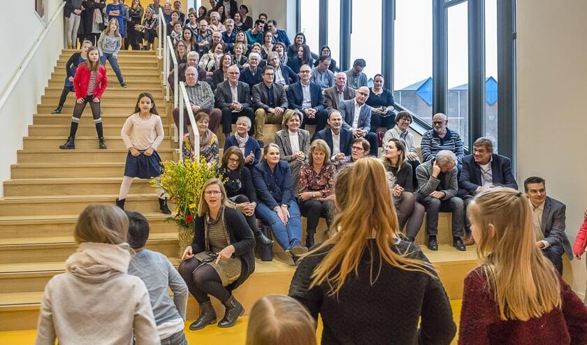In maart werd BS Uniek dan eindelijk officieel en feestelijk geopend.