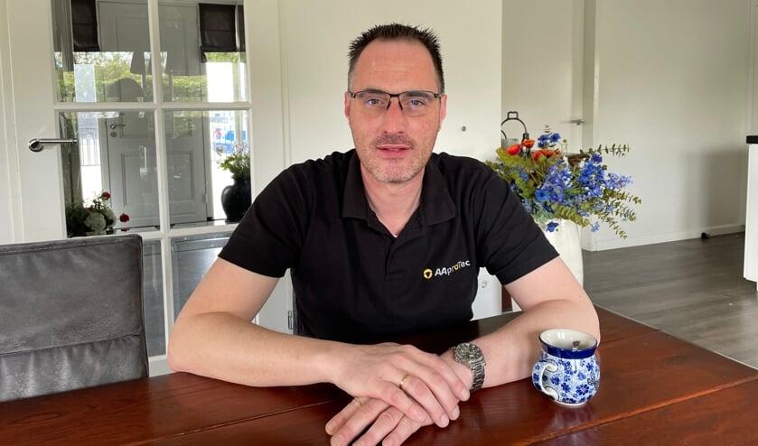 <p>Martijn Kooijman is eigenaar van AAproTec.</p>