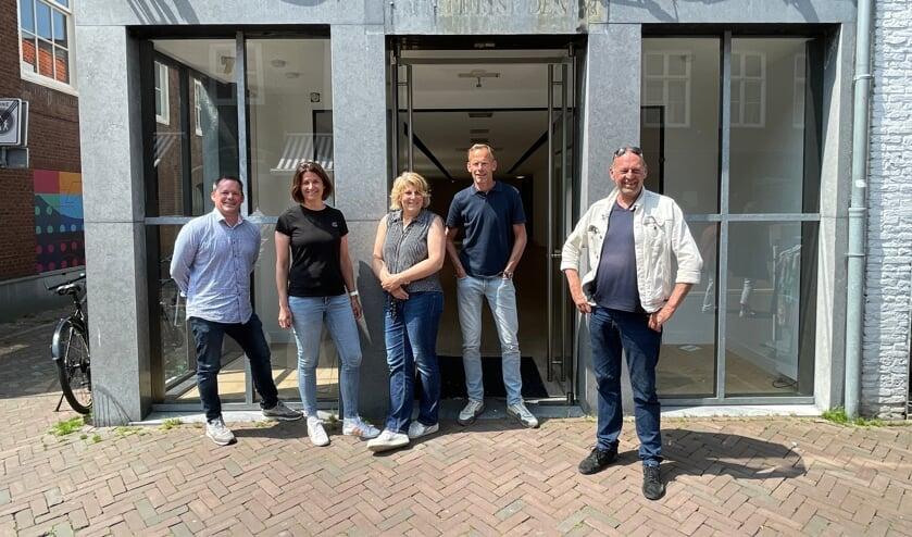 Team Praktijkschool Het Bolwerk in de Nieuwe Burg