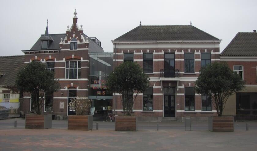 <p>Het Van GoghHuis in Zundert.</p>