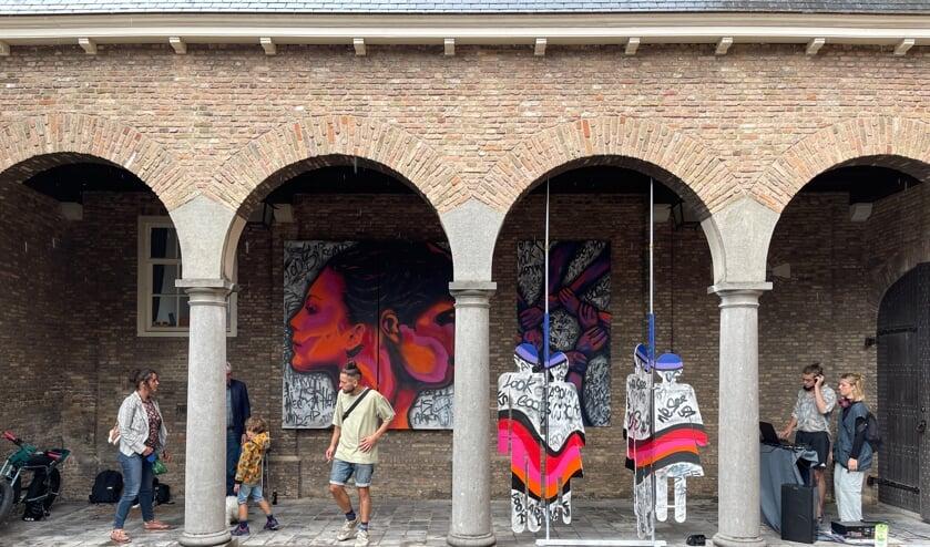 Gelijkwaardigheid: kunst bij de Nieuwe Kerk in Middelburg