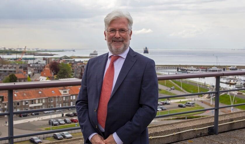 <p>Erik van Merrienboer is voorzitter van de Veiligheidsregio Zeeland.</p>