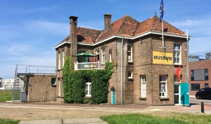 <p>Museum Scheldewerf aan de Willem Ruysstraat.</p>