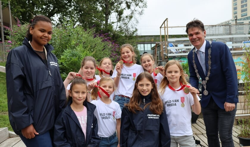 <p>De jeugdhelden van Breda gingen afgelopen week eindelijk op hun welverdiende uitje.</p>
