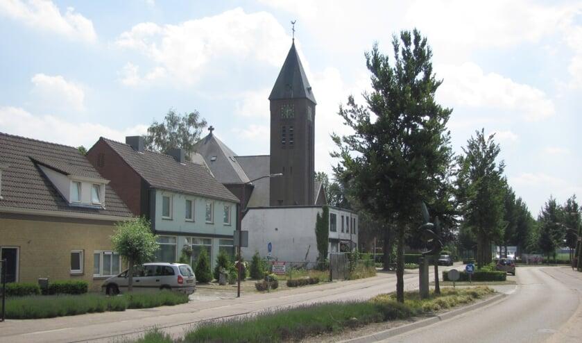 <p>Wernhout mag zich verheugen op twee nieuwbouwprojecten met vooral starterswoningen.</p>