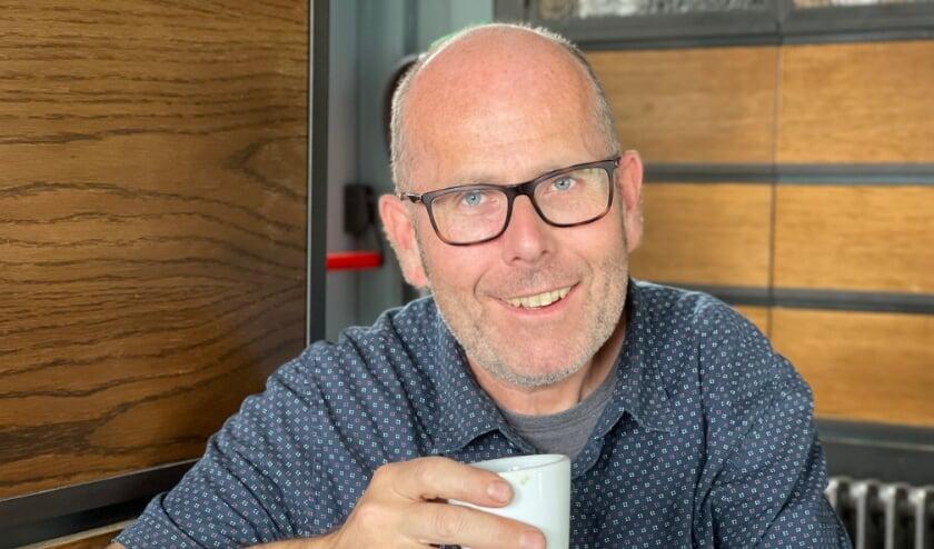 <p>André Vandepitte is de Bloemenman van de stad.</p>