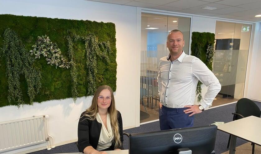 Denise de Vries en Ferry Monsma werken bij DELTA Fiber.