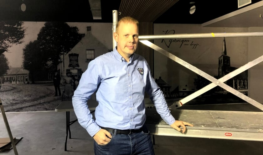 <p>Ronald Huijbregts, co&ouml;rdinator verbouwing: &#39;Gelukkig is alles verlopen zoals we dat van tevoren bedacht hadden&#39;</p>