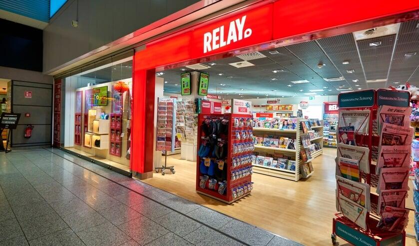 <p>Een Relay-winkel in Duitsland</p>