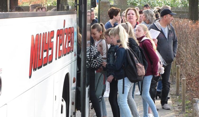 <p>D66 vreest dat schoolreisjes onder vuur komen te liggen.</p>