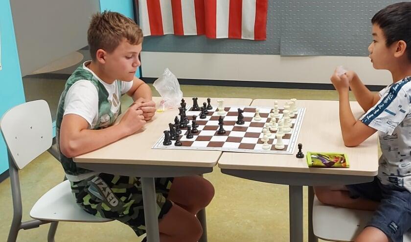 competitieschaak jeugd