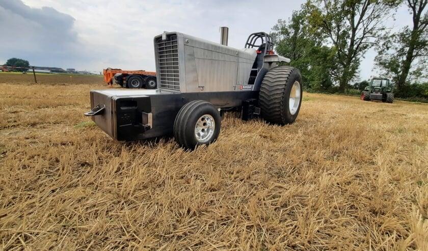 Tractor Peeters