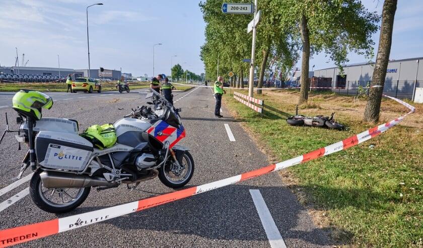 ongeval Moerdijk september 2021