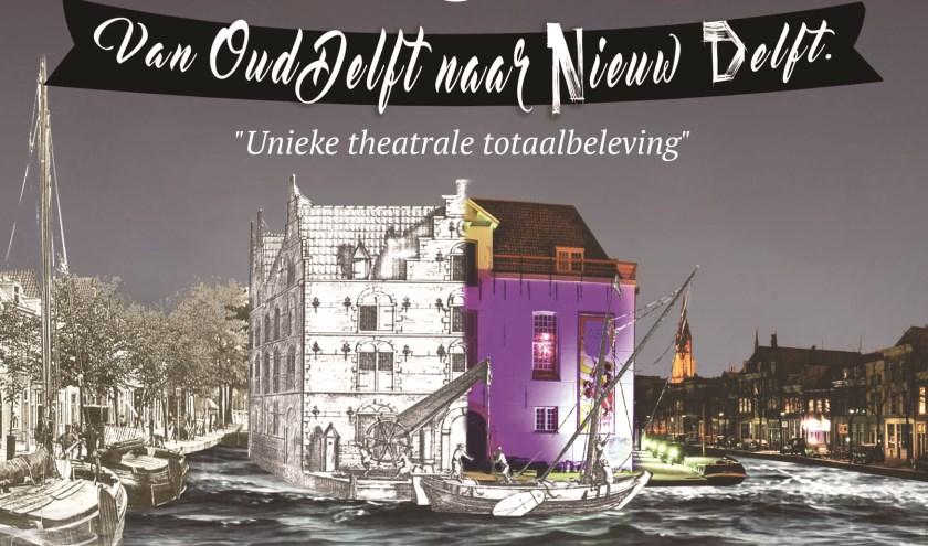 Het verleden en de toekomst van Delft komen samen tijdens Villa Arsenaal.