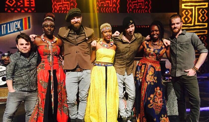 Roel Van Velzen Kijkt Uit Naar Swingend Optreden Met Keniaanse