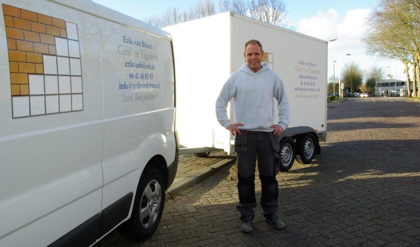 <p>Erik van Bilsen levert vakwerk!</p>