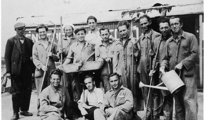 De documentaire toont bijzondere beelden van kamp Westerbork.