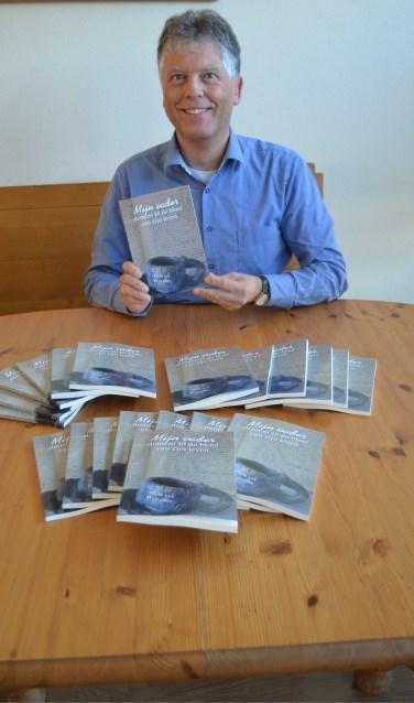 Hans van Wingerde schreef een boek over zijn vader, die al op jonge leeftijd dement werd.