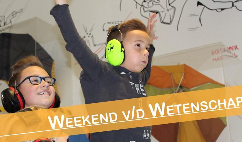 Over een weekje barst het Weekend van de Wetenschap los, ook in het Science Centre Delft.