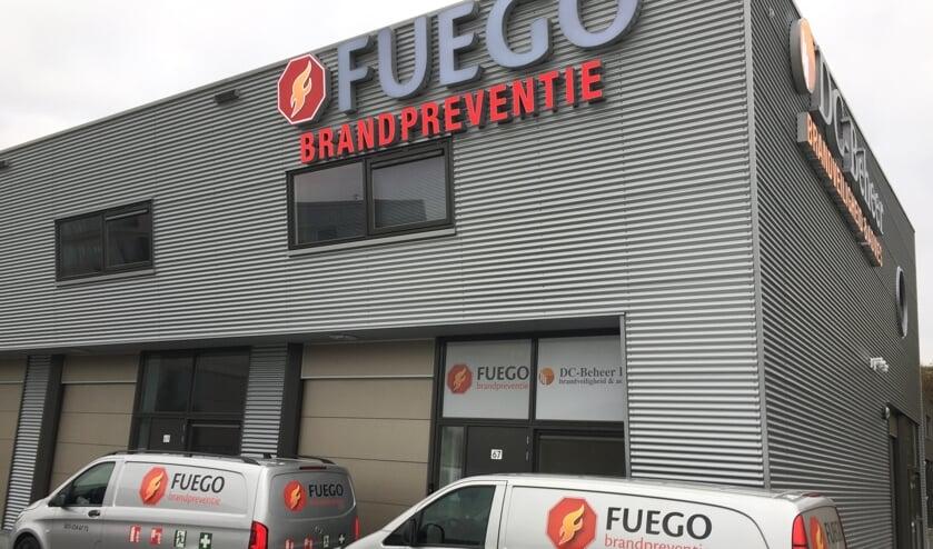 FUEGO Brandpreventie B.V. staat altijd voor je klaar