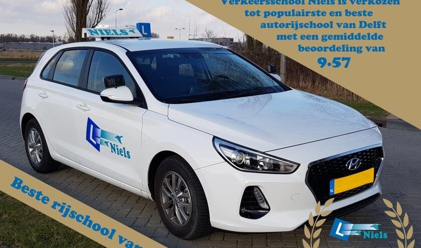 Verkeersschool Niels is de winnaar van de Gold Award 2019