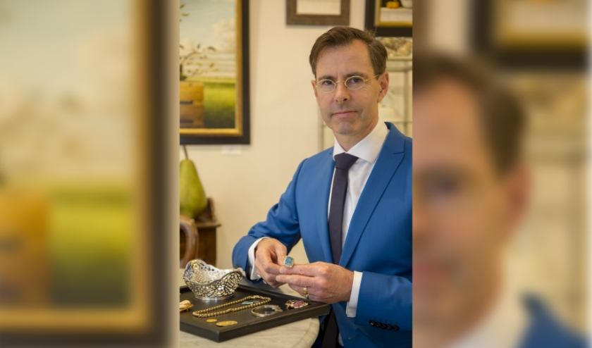 Chris van Waes, Juwelier, Antiquair