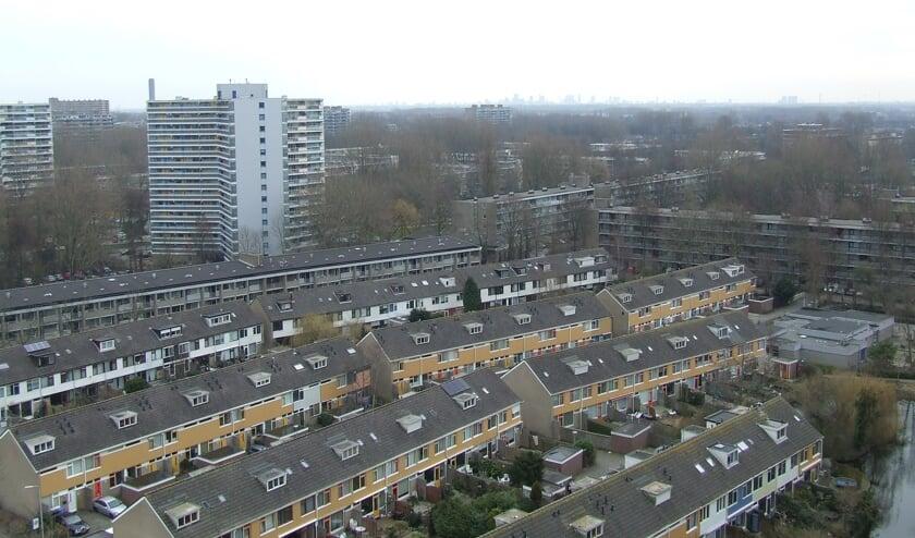De buurtscore in Buitenhof is afgelopen jaar gestegen van een 5,3 naar een 5,4