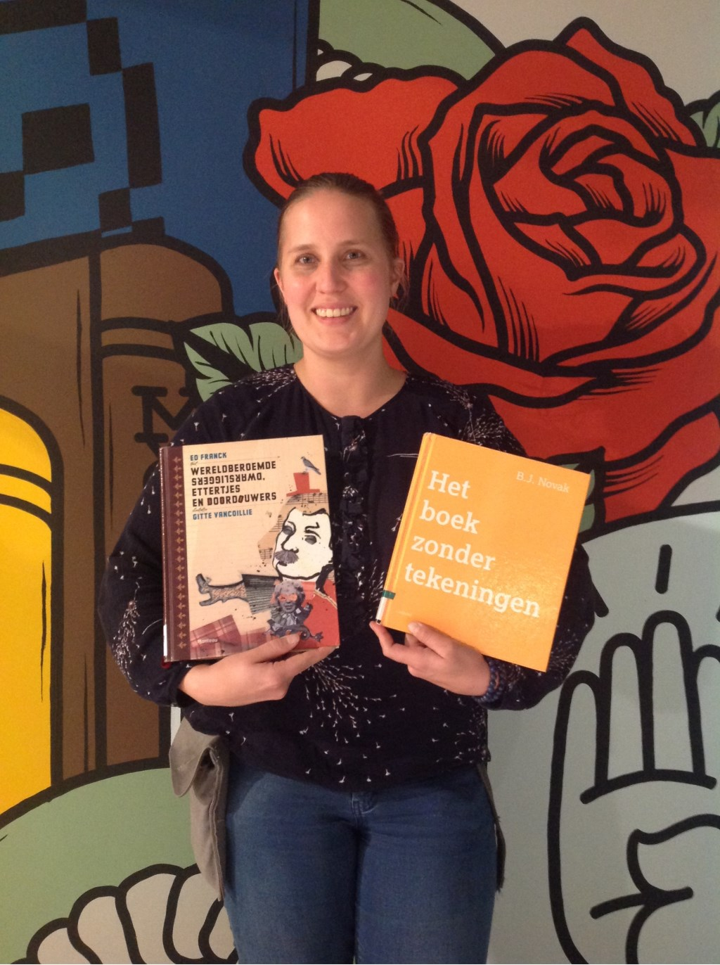 Eva Orta prijst weer twee toppers van jeugdboeken aan!