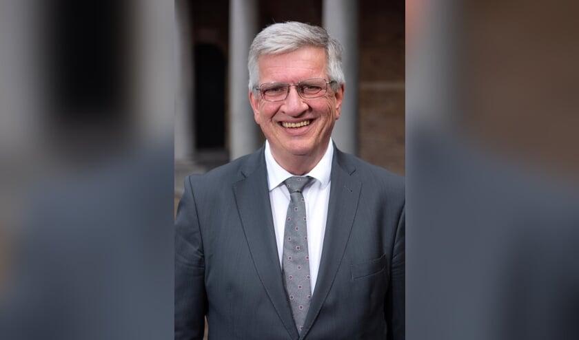 Martien van der Kraan, de nieuwe gemeentesecretaris