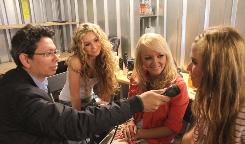 In 2013 traden ze op in Drievliet, maar hoe noemde dit trio dames zich?