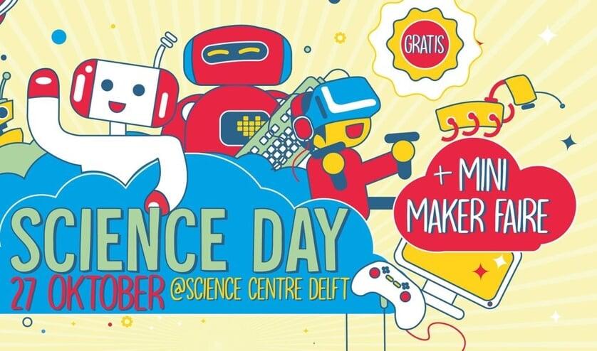 bezoek de Science Day met het hele gezin!