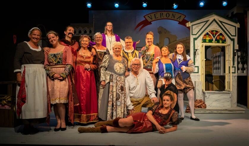 Theatergroep de Flits speelt de klassieker Oh, Oh Romeo